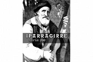Iparragirre Sariak 2017: Bertsopaperak, Narratiba eta Poesia - Presentación de trabajos