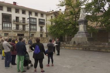 Jornadas europeas del patrimonio: Iparragirre 2020 - Visita guiada por el casco histórico