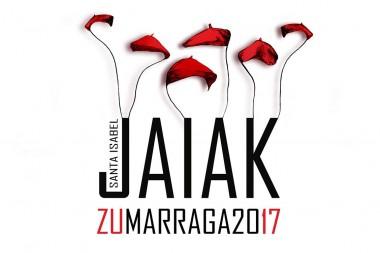 2018ko Santa Isabel Jaietako Egitarauaren Azala Aukeratzeko Lehiaketa - Lanen aurkezpena
