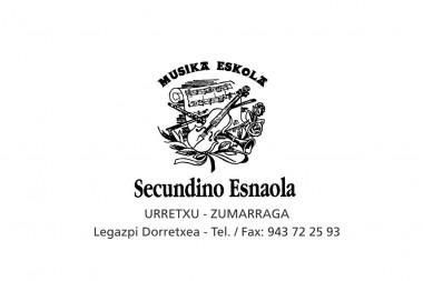 Musika: Entzunaldia - Txistua - Secundino Esnaola Musika Eskola