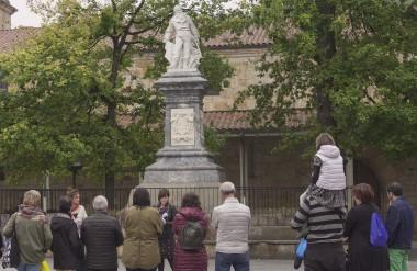 Iparragirre y el siglo XIX. Visita guiada por el casco histórico de Urretxu