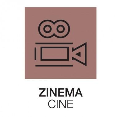 Proyección de cine