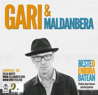 Kontzertua: Gari & Maldanbera. Beste denbora batean