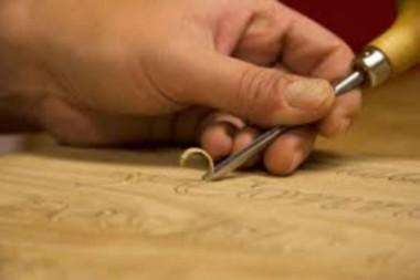 Inscripciones: Cursillos - Talla de madera