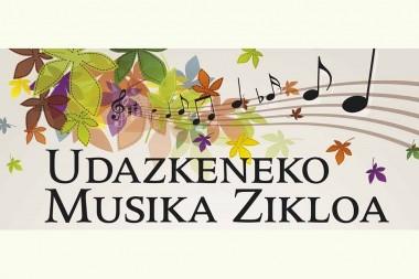 """Musika: """"XXXII Udazkeneko musika zikloa"""""""
