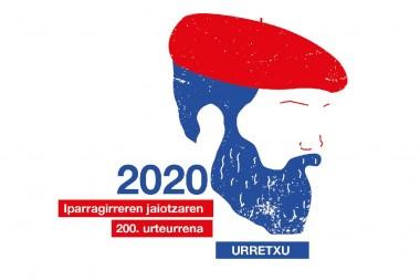 Iparragirre 2020: Iparragirreren Jaiotzaren 200. Urteurrena