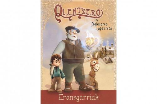 Haurrentzako DVD emanaldiak: Olentzero era subilaren lapurketa